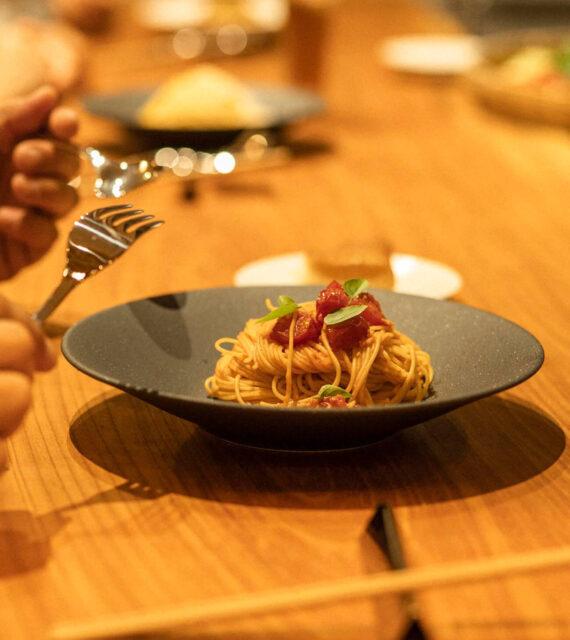 レストラン KUMOTSUKI